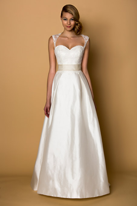 Beautiful Spring Wedding Dresses