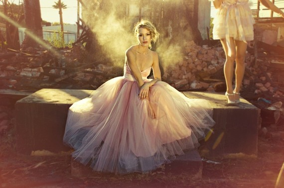Gorgeous Blush Wedding Dresses
