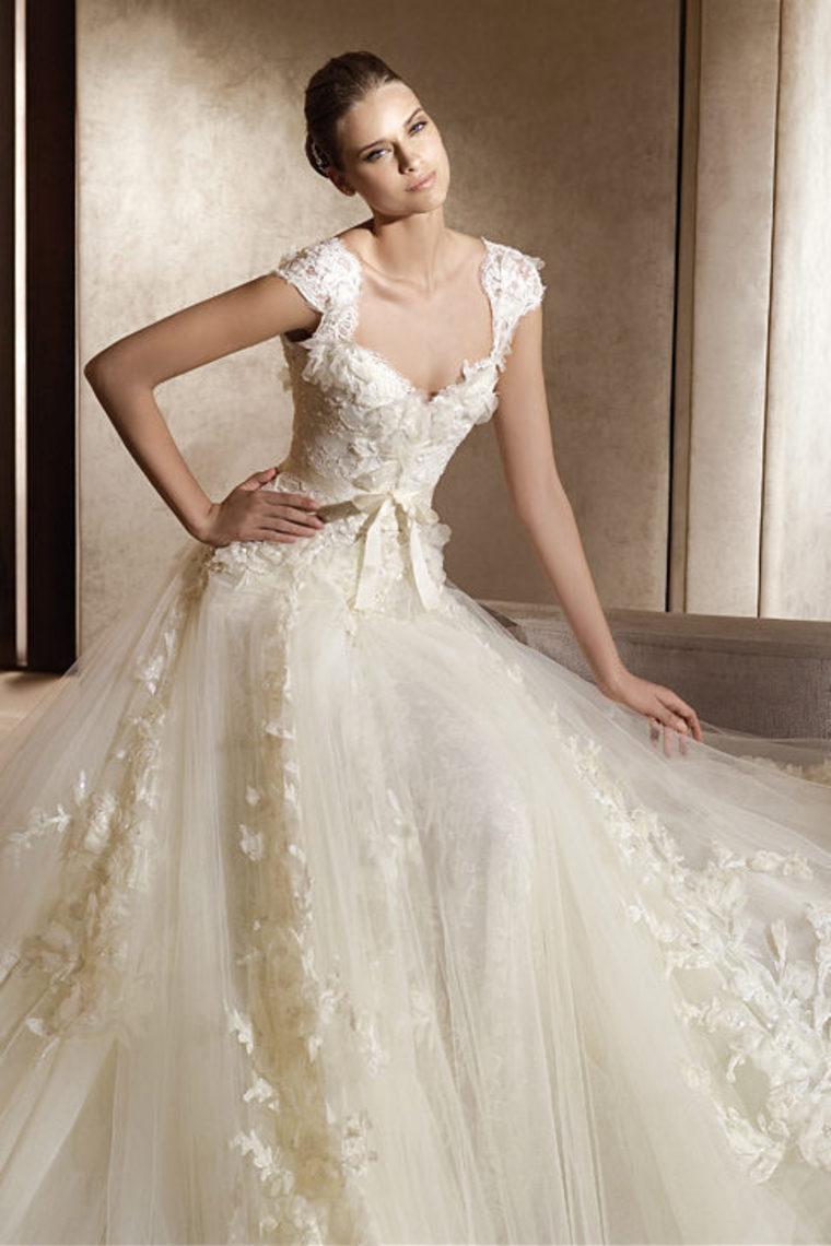 Retro Vintage Wedding Dresses