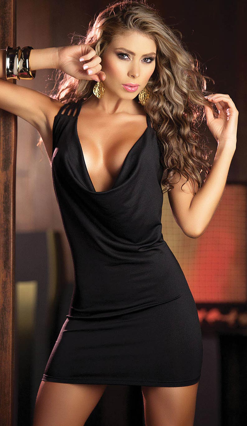 Sexy Black Dresses Cool Way To Look Hot Ohh My My
