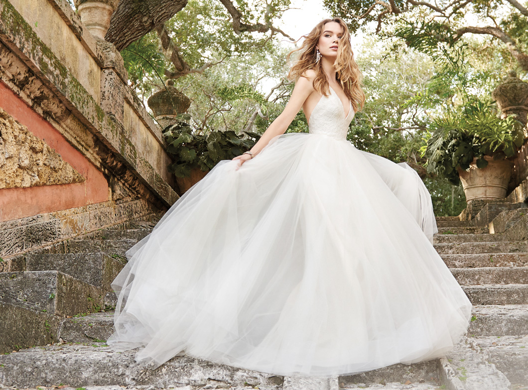 Stunning Spring Wedding Dresses