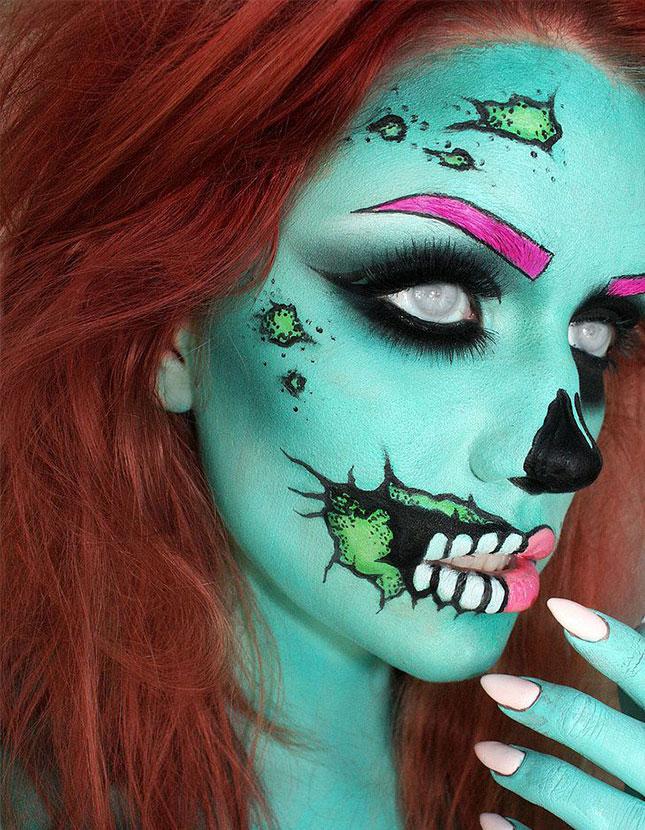 Terrifying Turquoise