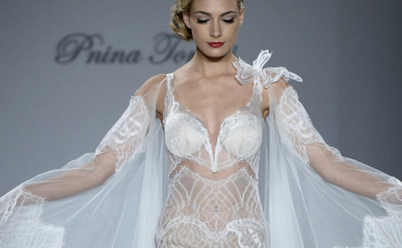 Sexy Wedding Dresses That Rocked the Runways