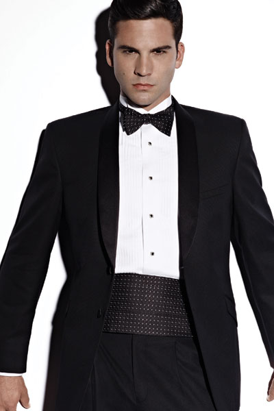 Tuxedos Black