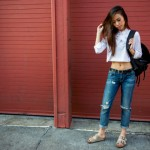 Incompatible Ways to Style the Crop Top Outfit
