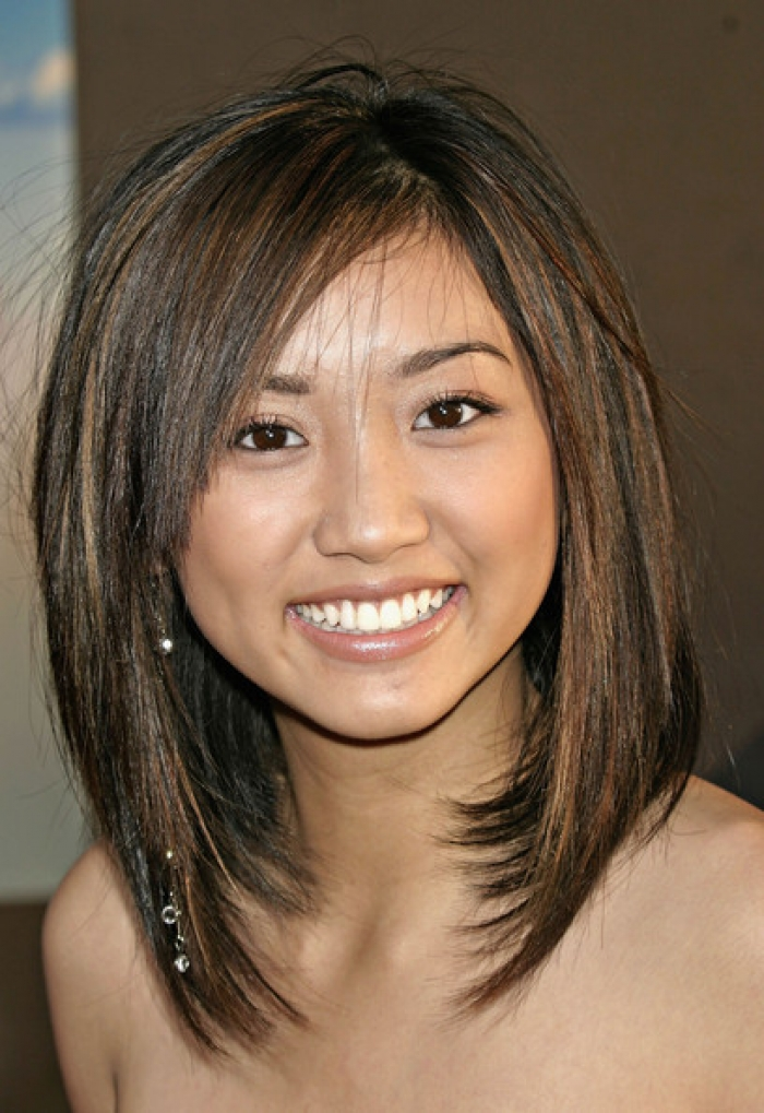 Lovely Long Bob Haircuts
