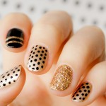 Gorgeous Polka Dot Nail Designs for Stylish Women
