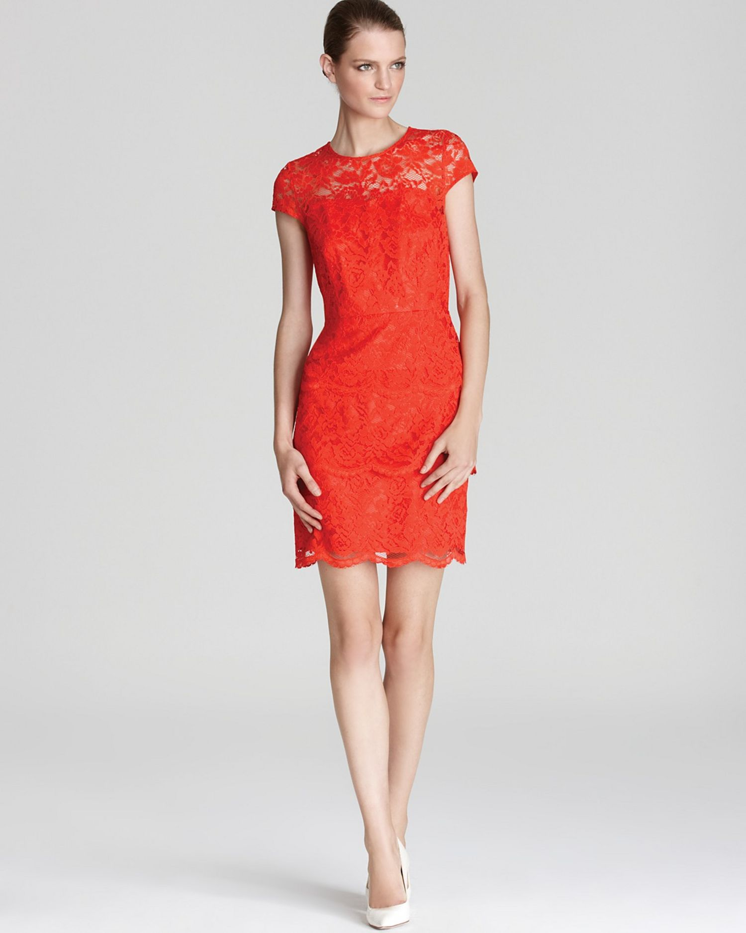 Elegant Red Dress Let It Do The Magic For You Ohh My My