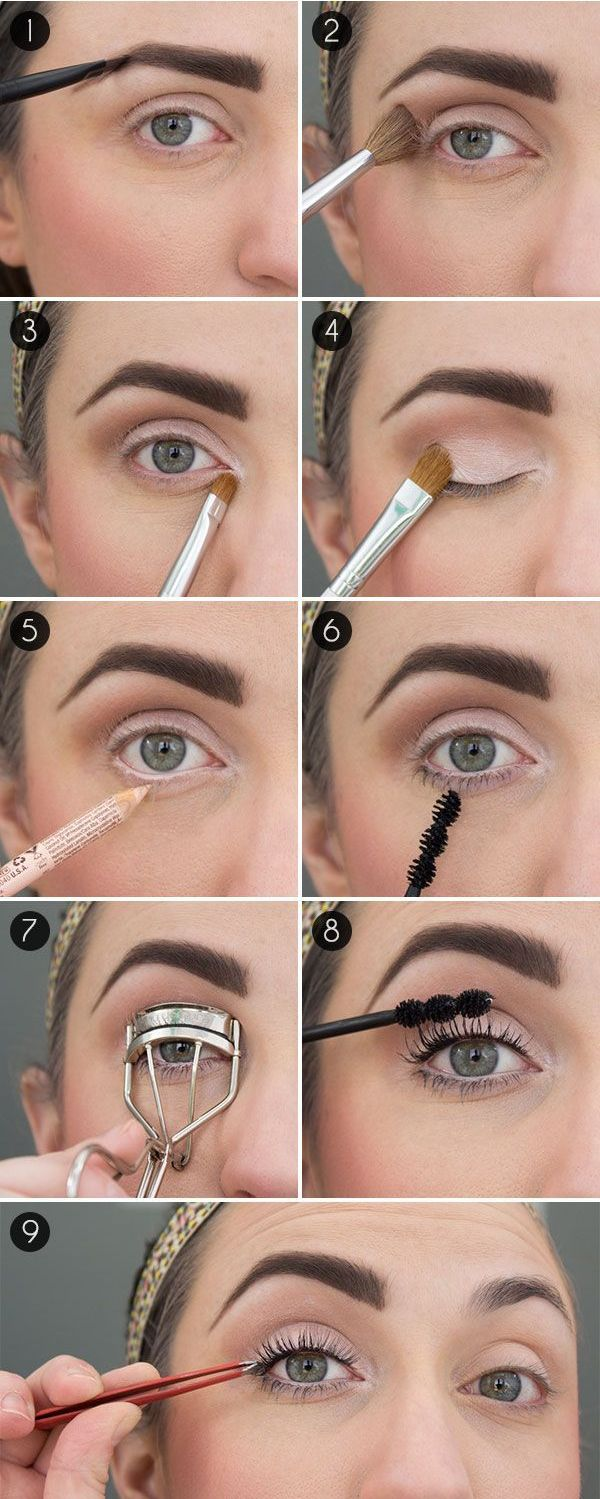 How to get Bigger Eyes Makeup