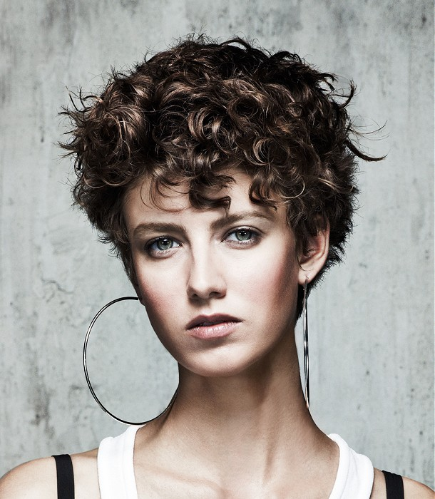 HD wallpapers hot short hair styles