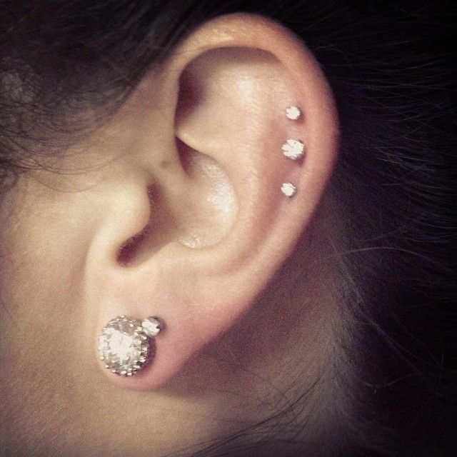 Coolest Ear Piercings