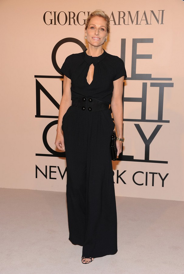 Jamie-Tisch-Black-Jumpsuit-with-a-Keyhole-Neckline