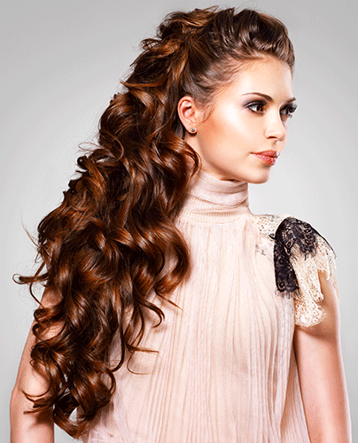styles for long curly hair gorgeous and glamorous curly hairstyles ohh my my 2414 | long curly hairstyles with braids