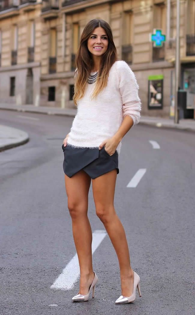 Black_Skort_with_Pink_Top_and_Heels