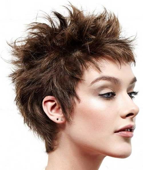 Short-Spiky-Haircuts-for-Women.