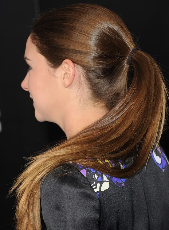 Simple-Chic-Ponytail