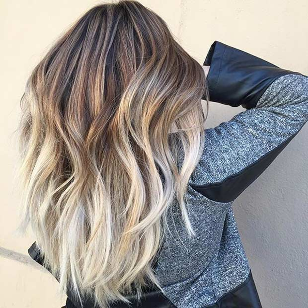 Charming And Chic Blonde Balayage Looks Ohh My My