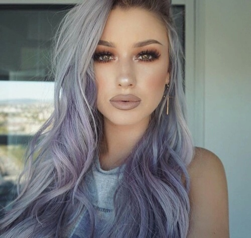 Beautiful Grey Hair