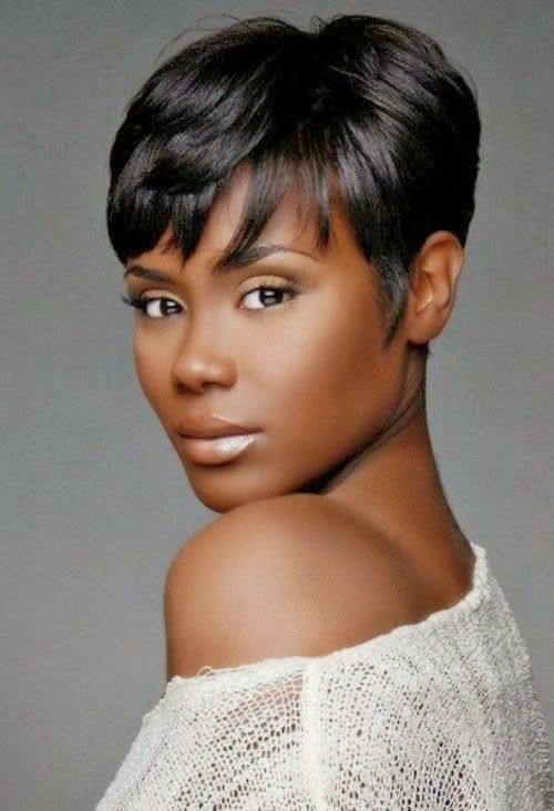 Fabulous Short Hairstyles for Black Women