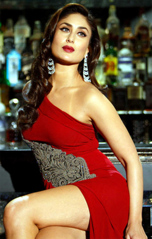 Kareena Kapoor Red Dress