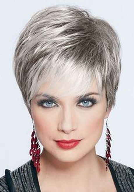 Short Hairstyles for Women Over 40.