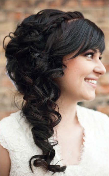 Wedding Hairstyles for Long Cute Hair