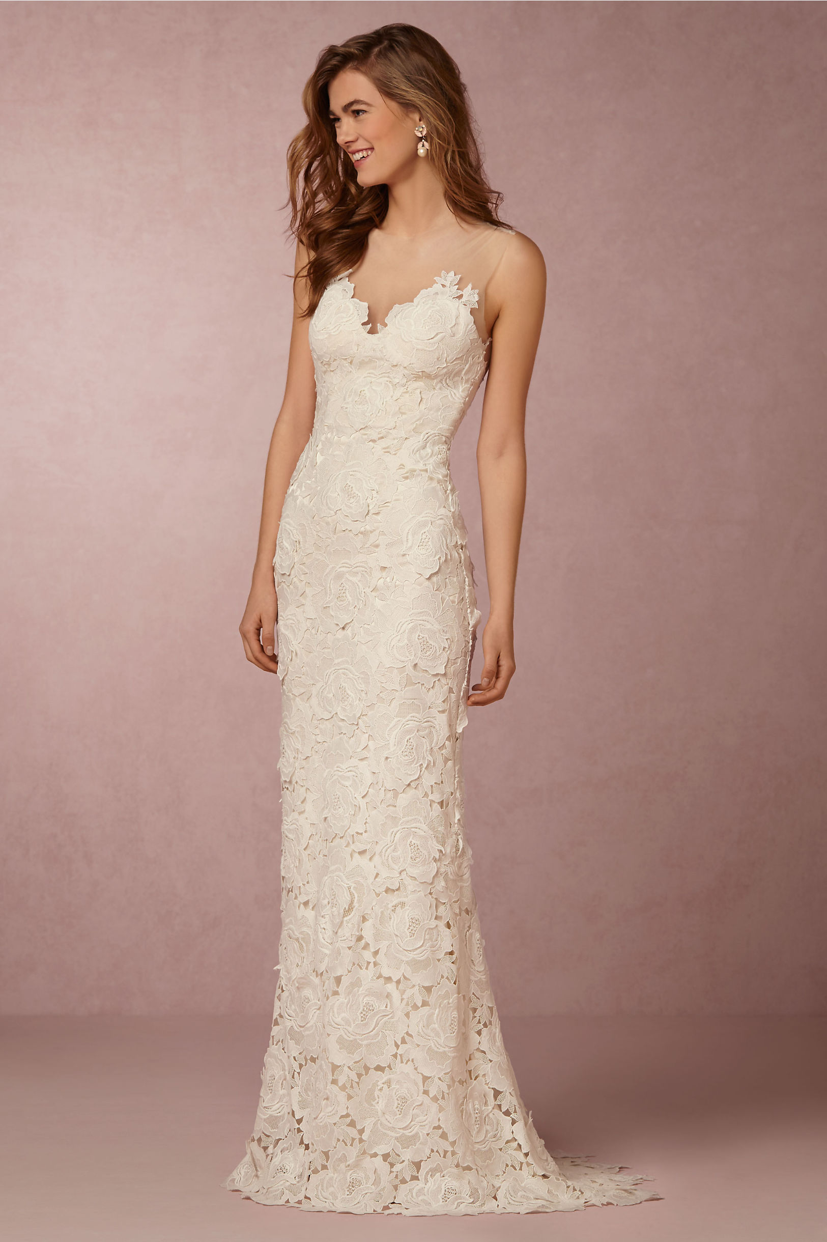 Classic Simple Wedding Dresses