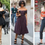 Gorgeous Off The Shoulder Outfits For This Summer
