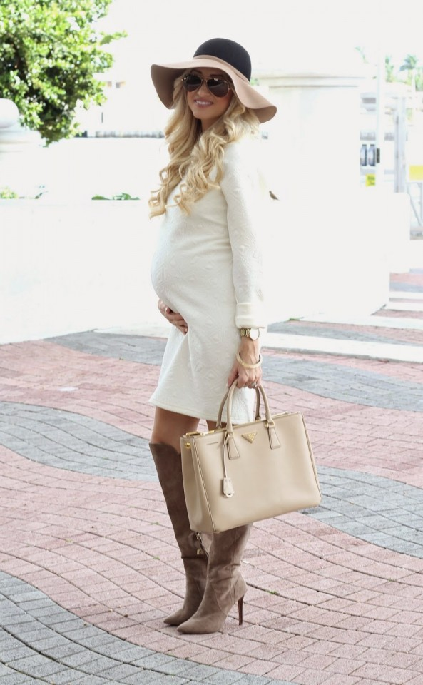 Awesome Maternity Outfits For Summer