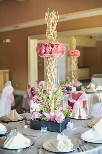 Most Beautiful Summer Wedding Centerpieces Inspirations