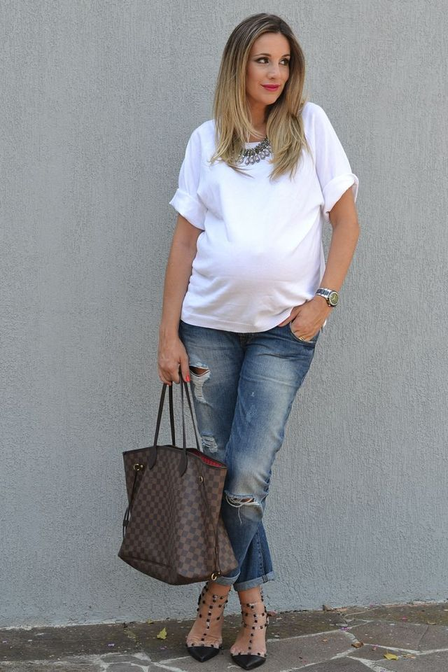 Maternity Casual Outfits For Summer