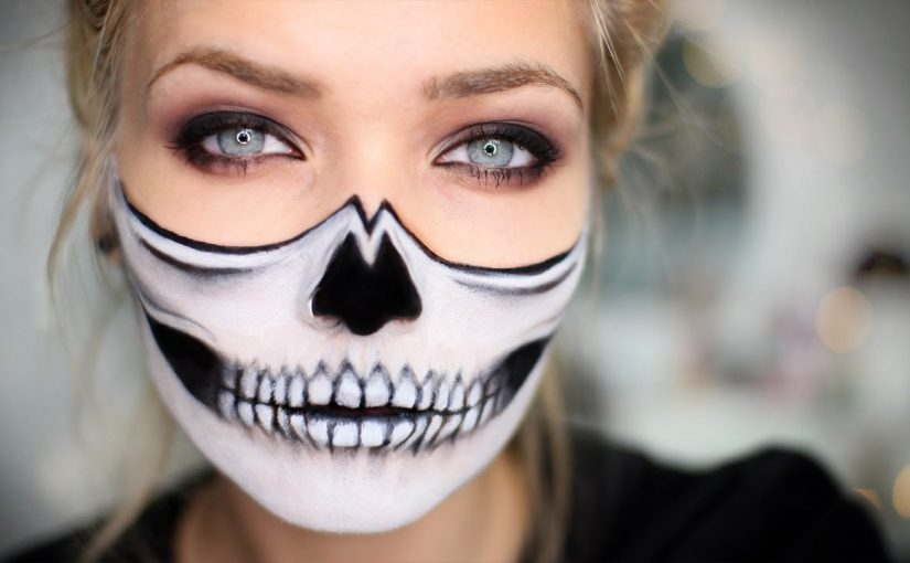 50 Breathtaking Halloween Makeup Ideas for 2016