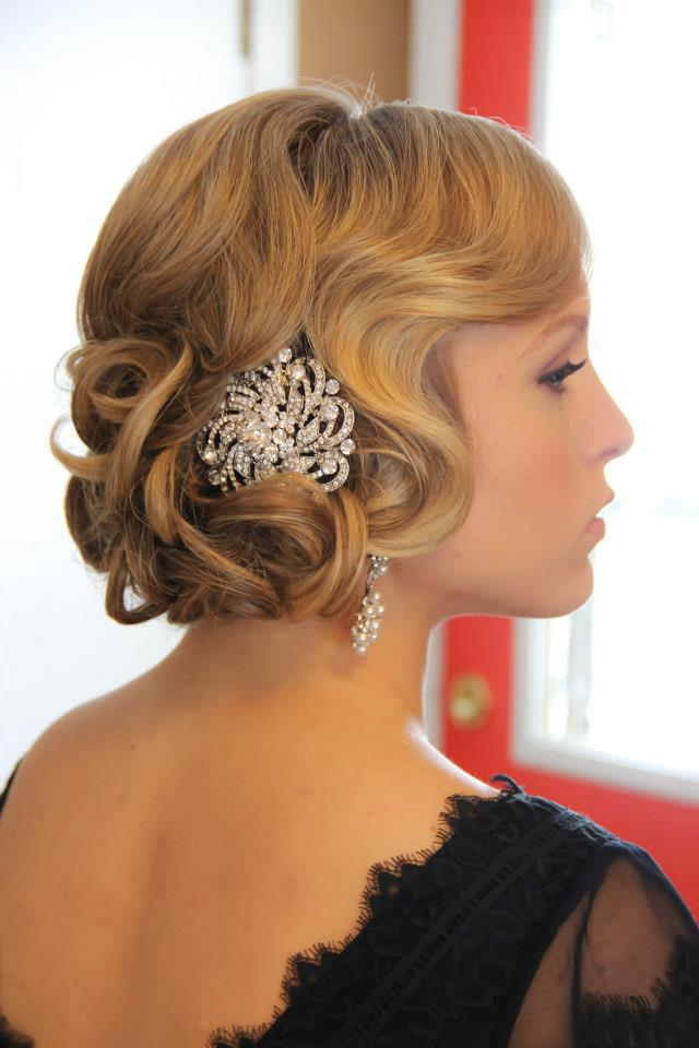 Prom Wedding Hairstyles For Bridesmaids