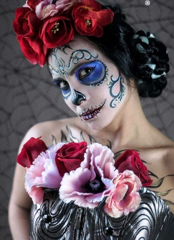 Cool Halloween Makeup for Girls