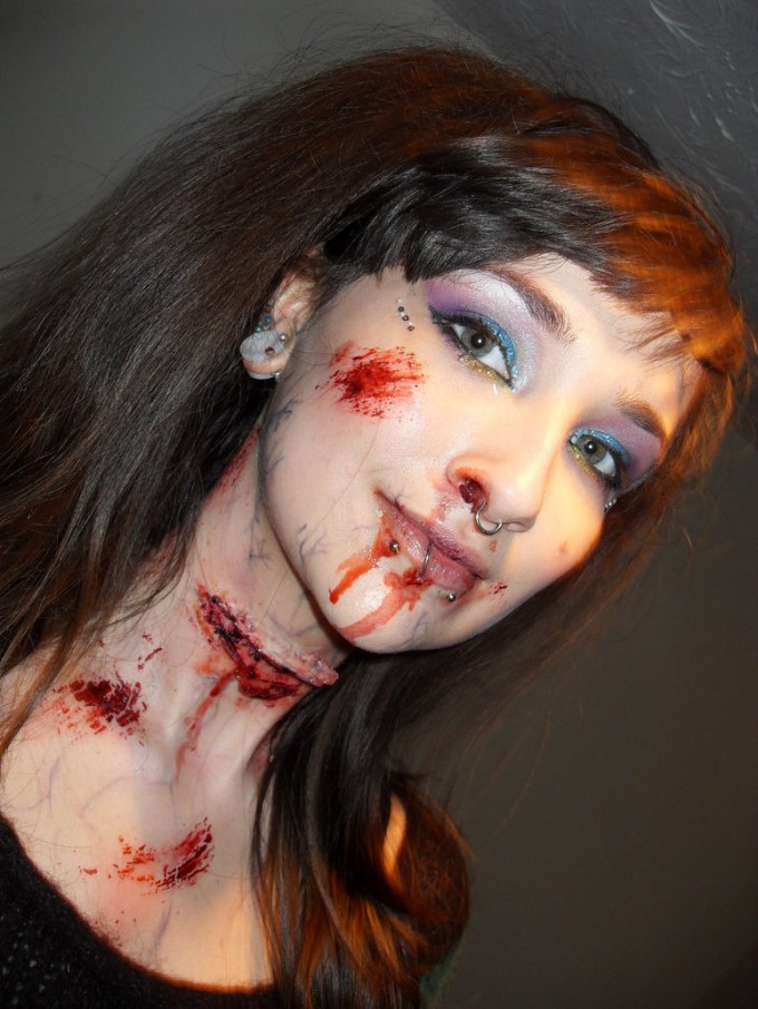 Fabulous Halloween Makeup Ideas For Girls - Ohh My My
