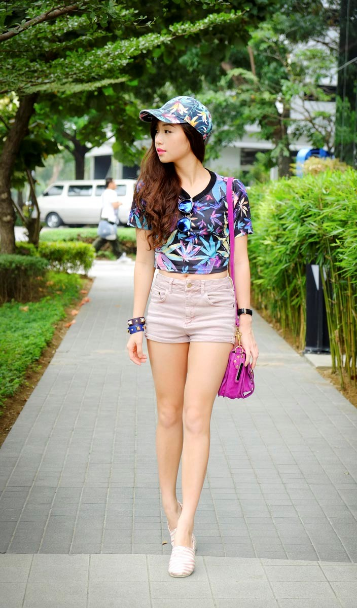Summer Outfits With Shorts ideas