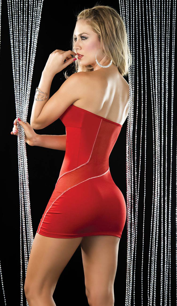 hot-red-dresses-for-christmas-eve-party