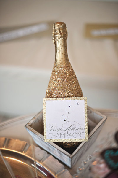 cover-your-champagne-bottles-in-glitter