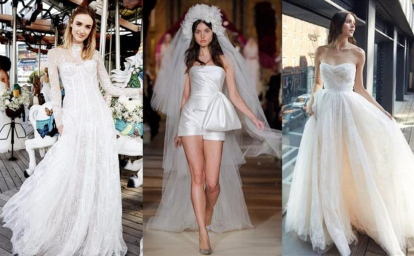 Ever Pretty Wedding Dresses Trends in Spring 2020
