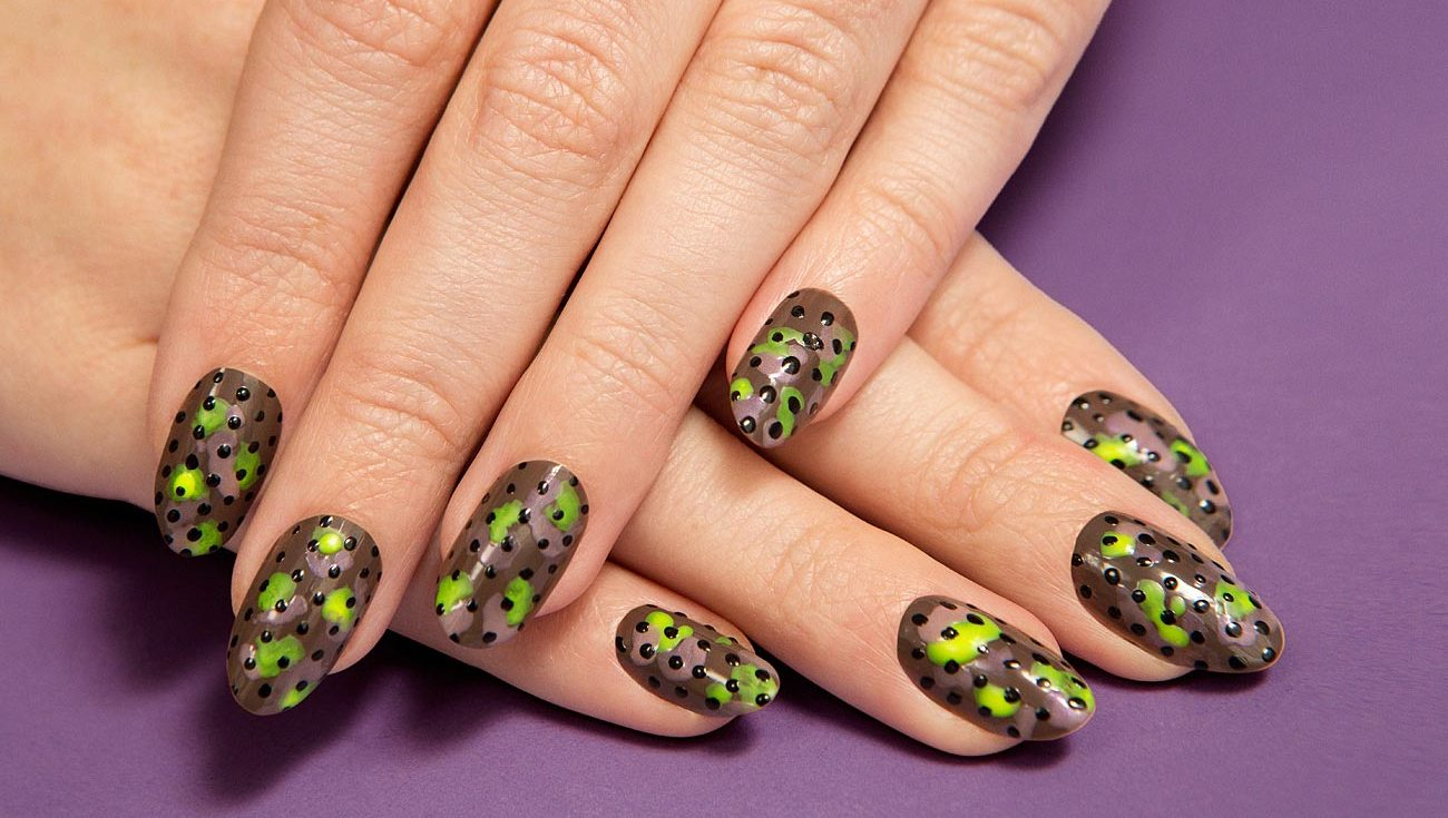 Nail Art Designs That Are So Gorgeous for Fall