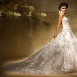 Sensual and Stylish Halter Wedding Dresses
