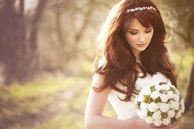 35 Charming Summer Wedding Hairstyles For Your Big Day