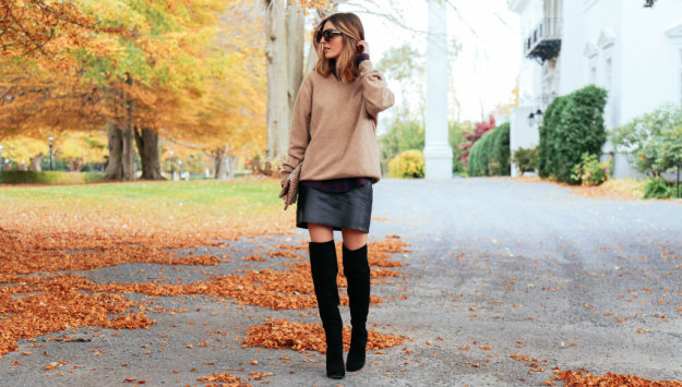 40 Fabulous Ways to Wear Your Knee-high Boots